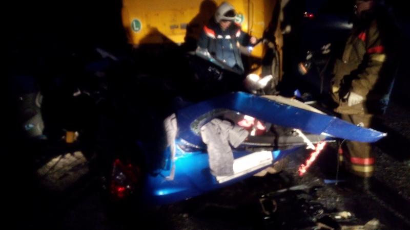 4 человека погибли вДТП вМарий Эл