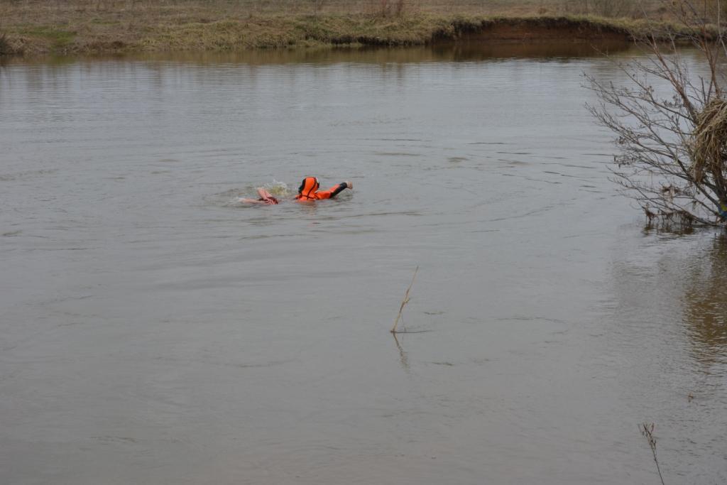 ВЙошкар-Оле наКокшаге спасли тонущую женщину