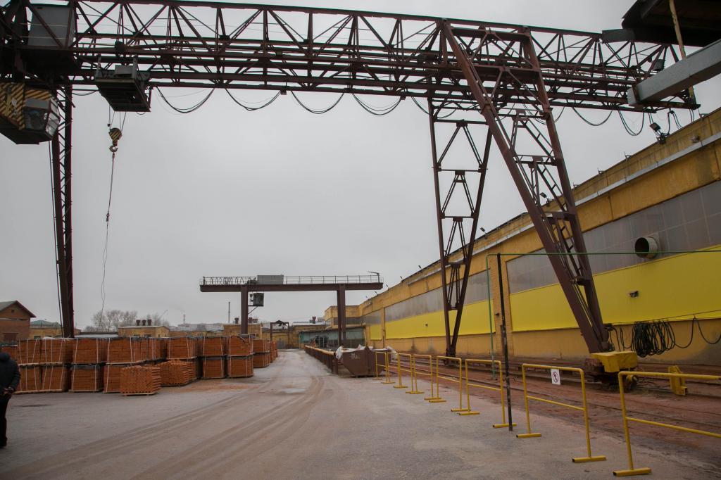 Средняя зарплата работников кирпичного завода в Йошкар-Оле — 21 тысяча рублей