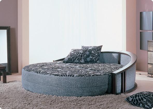 Кровать круглая - Мягкая мебель в Пензе, стулья и столы в Пензе...