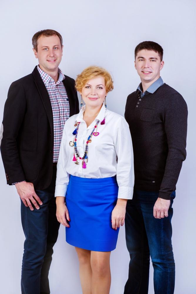 Митьшева Мария Альбертовна на открытии сайта ГТРК