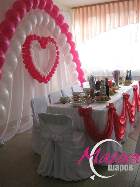 Как украсить стол своими руками к свадьбе