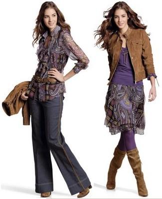Кантри одежда