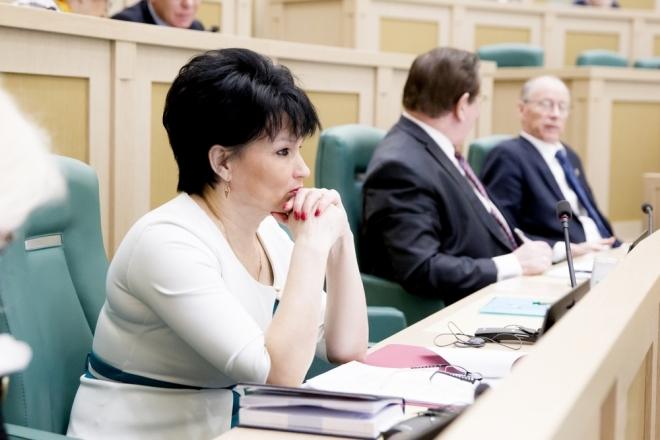 Сенатор от Марий Эл официально сложила полномочия депутата Госсобрания
