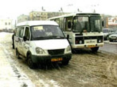 Водители йошкар-олинских маршруток избавляются от мелочи