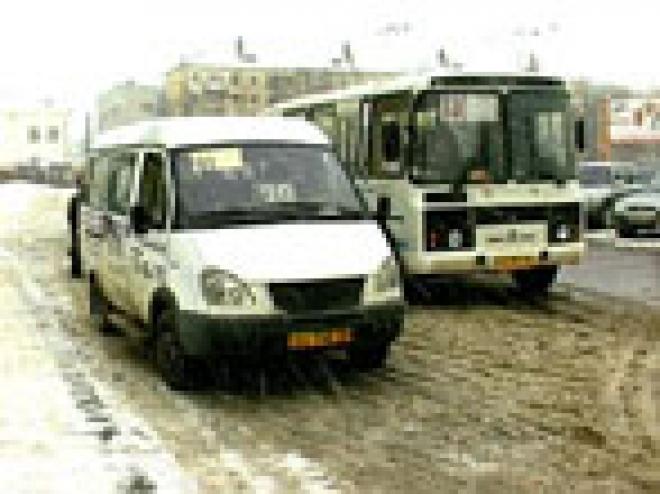 Рейсовый автобус из Набережных Челнов не смог доехать до Марий Эл