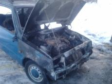 Морозная погода лишила автовладельцев «железных коней»