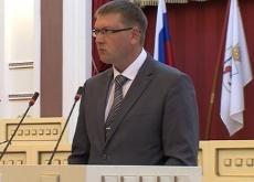 Глава Медведевского района Алексей Плотников ушел в отставку