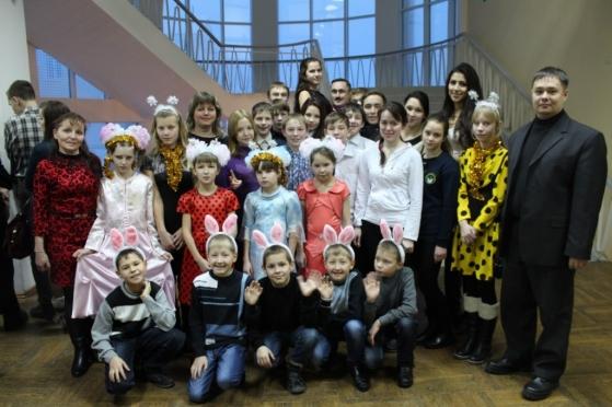 Дети из регионов Приволжья приехали на Окружную Новогоднюю Елку