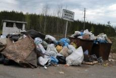 Несанкционированные свалки появились в пяти сельских поселениях Сернурского района