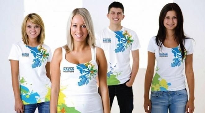 25 волонтеров из Марий Эл отправятся в Казань на Чемпионат мира по водным видам спорта-2015