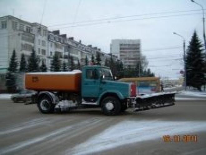 Коммунальщики Йошкар-Олы не дают 100% гарантии, что зимние улицы будут чистыми