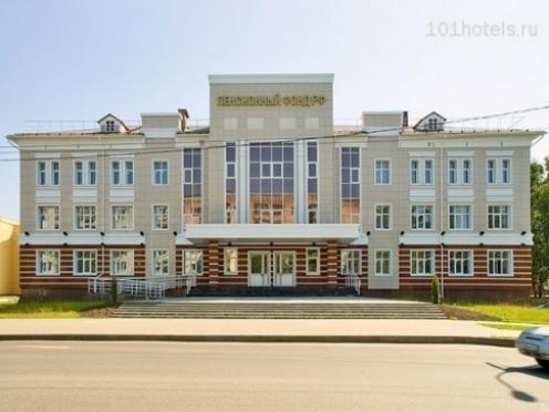 Пенсионный фонд Йошкар-Олы временно закрыл двери