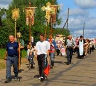 По территории Оршанского района пройдет крестный ход