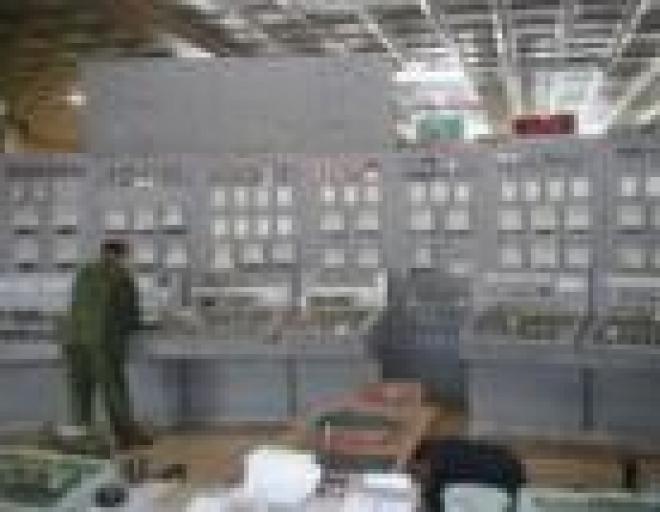 В Волжске (Марий Эл) вышла из строя городская подстанция электроснабжения