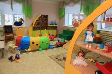 В детский сад «Золотой колосок » набирают малышей
