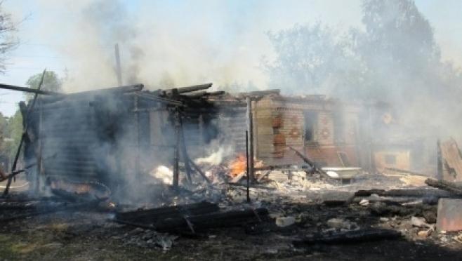 «Солнечный зайчик» мог стать причиной крупного пожара в Сернурском районе