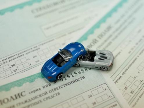Полис ОСАГО планируют выдавать при наличии оплаченной квитанции  транспортного налога