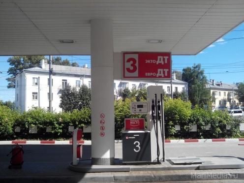 В Марий Эл летом подорожало автомобильное топливо