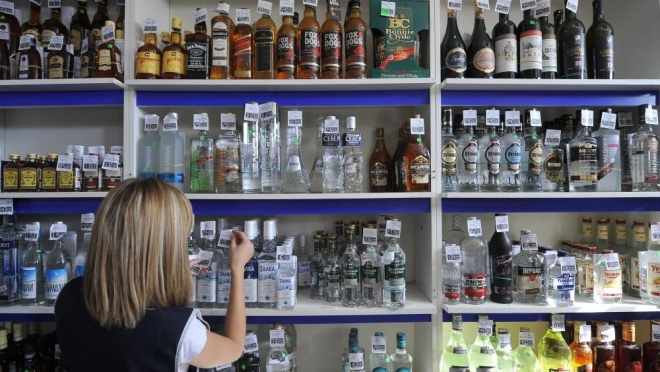 В столице Марий Эл алкоголь можно купить в 229 торговых точках