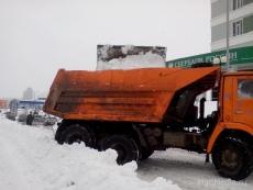 В Йошкар-Оле за день выпала половина месячной нормы снега