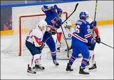 Команда из Волжска проиграла в семнадцатый раз в нынешнем сезоне