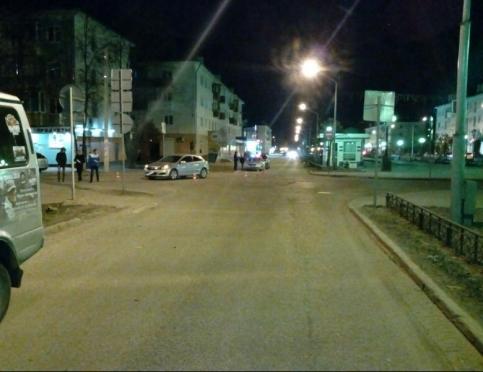 Автомобиль с восклицательным знаком на пешеходном переходе сбил 7-летнего мальчика