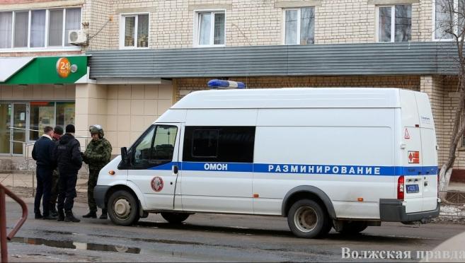 Жильцов дома в Волжске эвакуировали из-за подозрительного предмета