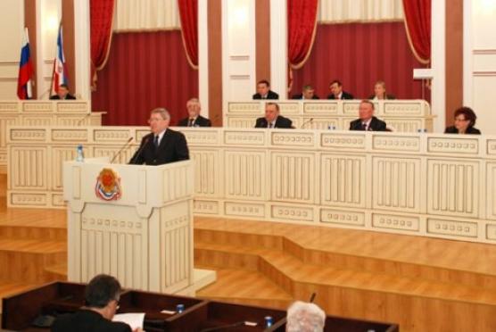 Депутаты Госсобрания Марий Эл готовятся к главной сессии года.