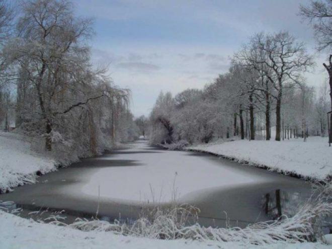 Температурные показатели сказались на структуре льда на водоемах Марий Эл