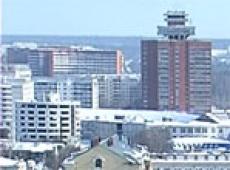 Торгово-развлекательный гостиничный комплекс «Корстон» на берегу Малой Кокшаги должен быть достроен в следующем году