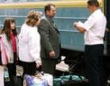 В железнодорожных кассах Йошкар-Олы появились бесплатные посадочные билеты