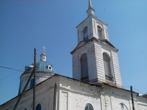 В посёлке Мари-Турек ограбили храм Святых Апостолов Петра и Павла