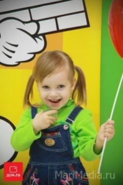 Электронные фоторамки отправились к самым улыбчивым детям