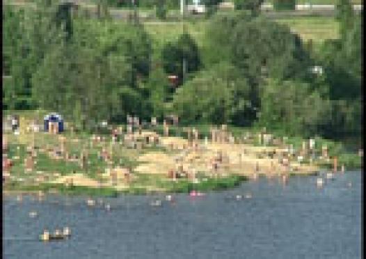 Эпидемиологи Марий Эл проверяют качество воды в реке М. Кокшага