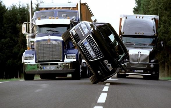 Штраф за «опасное вождение» может составить 5 000 рублей