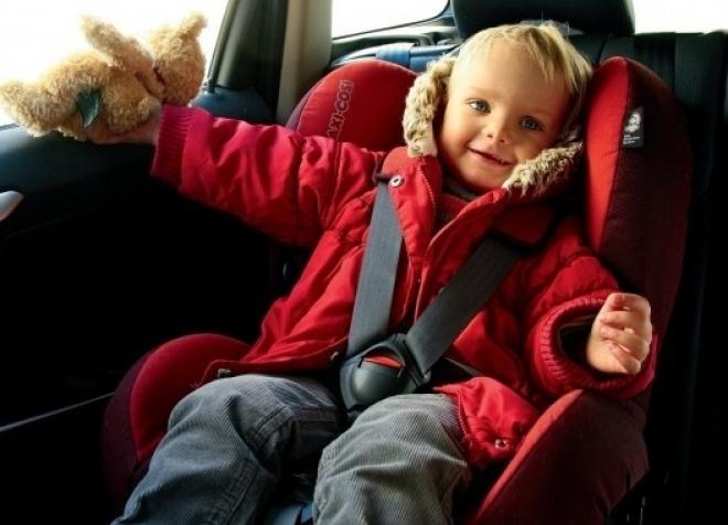 В Йошкар-Оле начались тотальные проверки машин с детьми-пассажирами