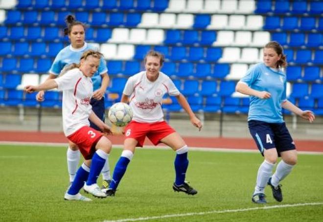 «Мариэлочка» выполнила задачу, поставленную на футбольный сезон