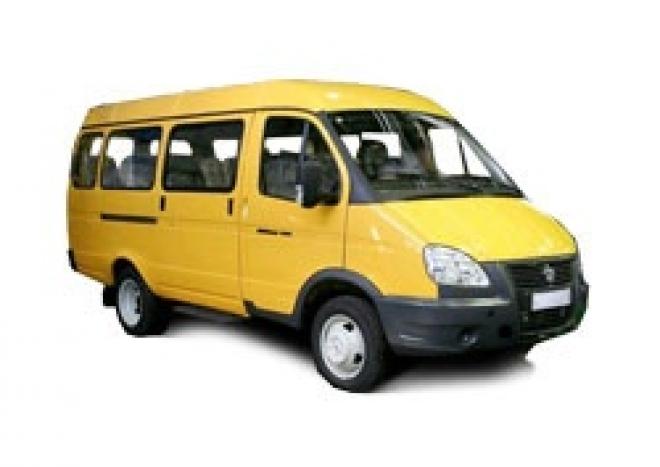 В Волжске угнали микроавтобус «Газель»