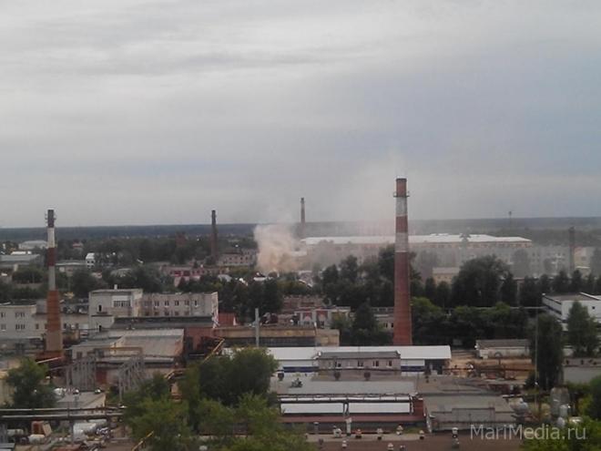Пожар на Гончарова — пострадавших нет
