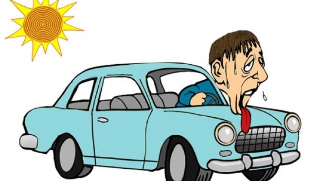 ГИБДД озаботилась самочувствием водителей за рулём