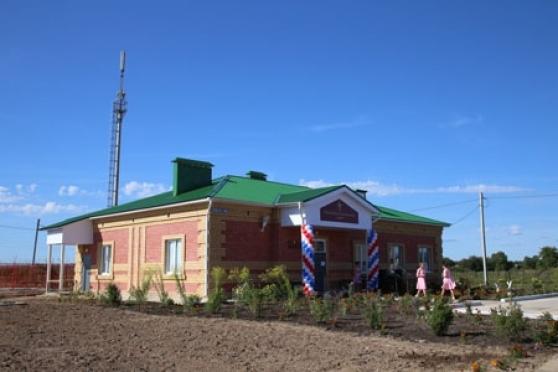 У жителей трех деревень Звениговского района появился новый ФАП