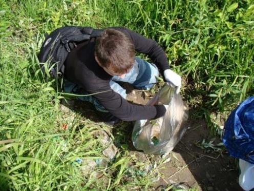 Около 11 тысяч кубометров мусора убрано этой весной в Марий Эл