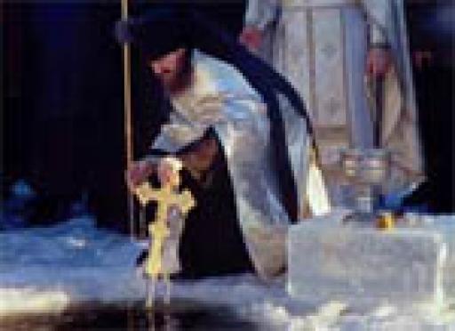 Йошкаролинцы лишились возможности окунуться в иордань в Крещенский сочельник (в ночь на 19 января)