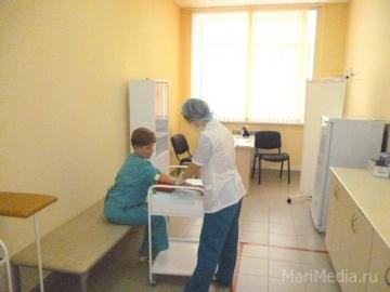 Процедурный кабинет в Медицинском центре на Кирова