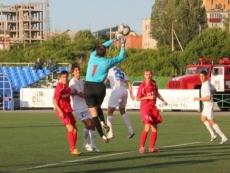 «Спартак» (Йошкар-Ола) стартовал в чемпионате России по футболу с поражения