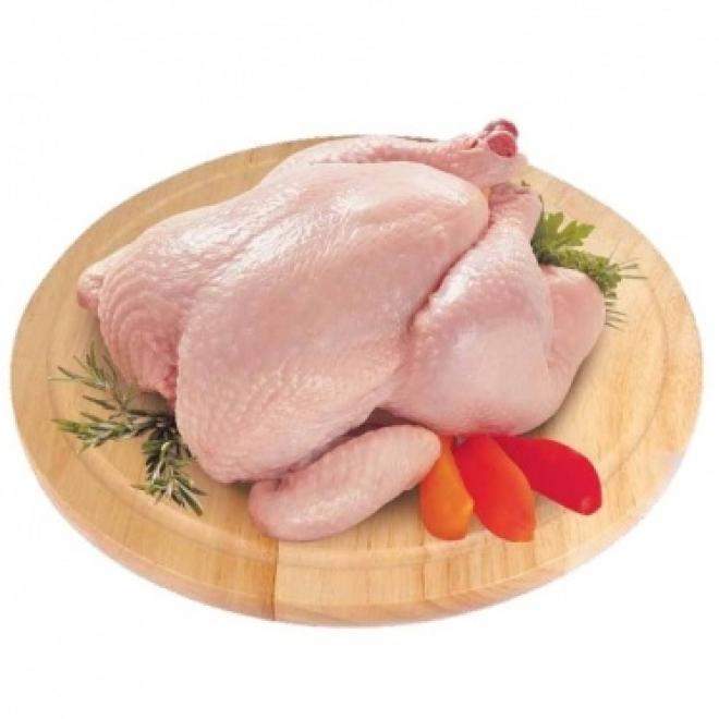 Воровка украла 16 кг мяса, оставив хозяевам одну куриную тушку