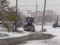 Снегопад спровоцировал рост числа дорожных аварий в Йошкар-Оле