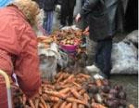 """В столице Марий Эл прекращают свою деятельность ярмарки """"выходного дня"""""""