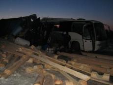 В Нижегородской области пытаются установить личность третьего погибшего в ДТП